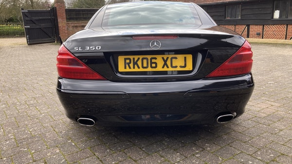2006 Mercedes SL 350 Convertible For Sale (picture 11 of 94)