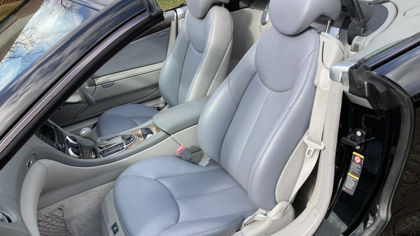 2006 Mercedes SL 350 Convertible For Sale (picture 27 of 94)