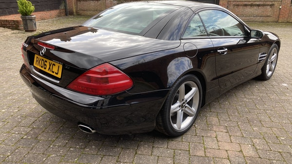 2006 Mercedes SL 350 Convertible For Sale (picture 12 of 94)
