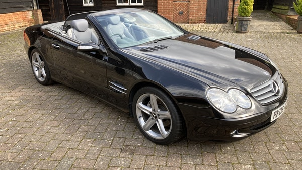 2006 Mercedes SL 350 Convertible For Sale (picture 1 of 94)