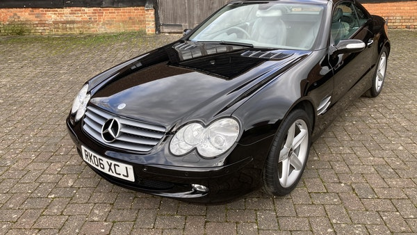 2006 Mercedes SL 350 Convertible For Sale (picture 13 of 94)