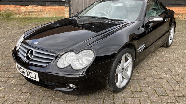 2006 Mercedes SL 350 Convertible For Sale (picture 9 of 94)