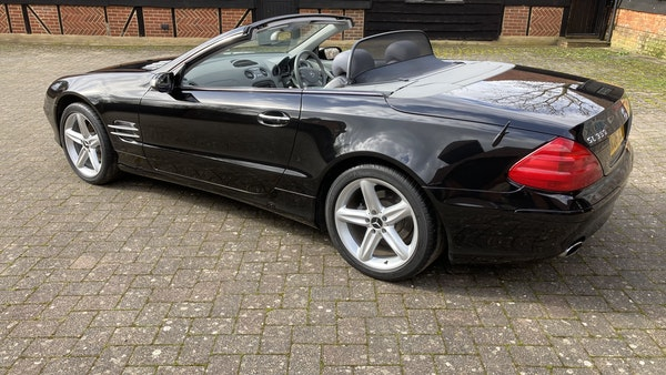 2006 Mercedes SL 350 Convertible For Sale (picture 5 of 94)