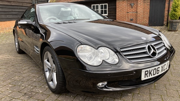 2006 Mercedes SL 350 Convertible For Sale (picture 8 of 94)