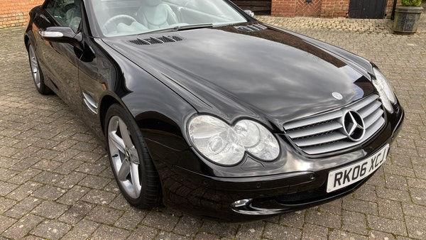 2006 Mercedes SL 350 Convertible For Sale (picture 4 of 94)