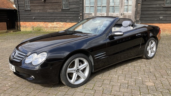 2006 Mercedes SL 350 Convertible For Sale (picture 17 of 94)