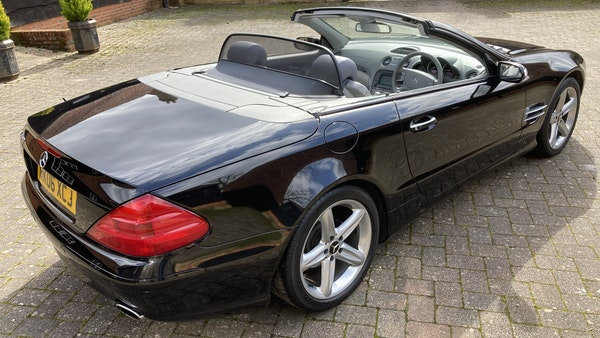 2006 Mercedes SL 350 Convertible For Sale (picture 16 of 94)