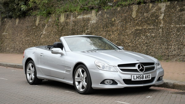 2008 Mercedes-Benz SL 350 For Sale (picture 3 of 96)