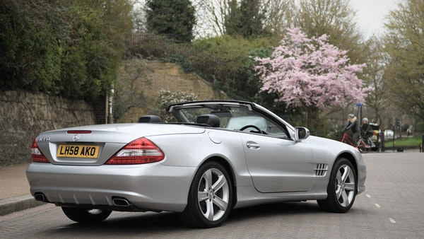 2008 Mercedes-Benz SL 350 For Sale (picture 4 of 96)