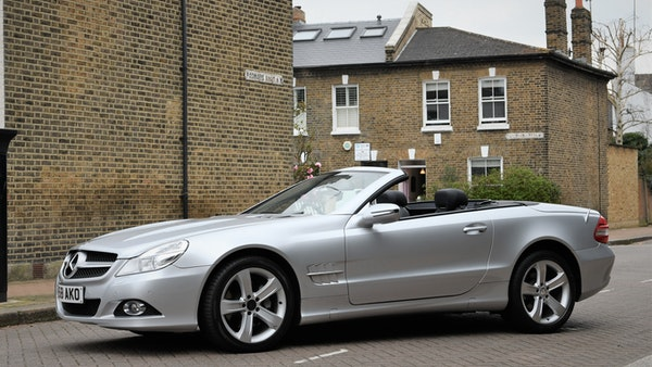 2008 Mercedes-Benz SL 350 For Sale (picture 5 of 96)