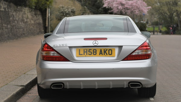 2008 Mercedes-Benz SL 350 For Sale (picture 15 of 96)