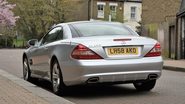 2008 Mercedes-Benz SL 350 For Sale (picture 14 of 96)