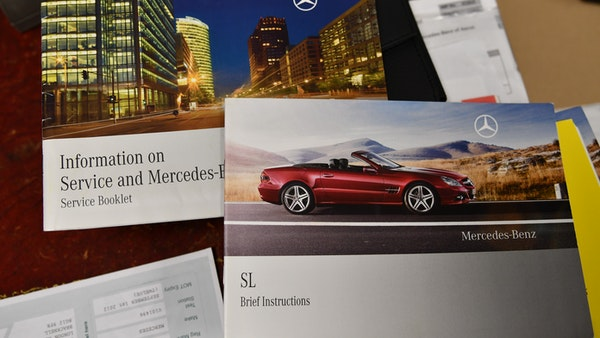 2008 Mercedes-Benz SL 350 For Sale (picture 94 of 96)