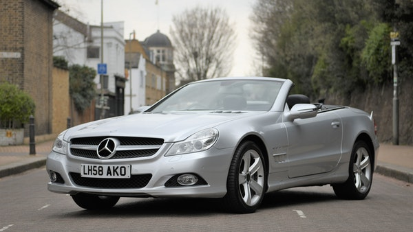2008 Mercedes-Benz SL 350 For Sale (picture 1 of 96)