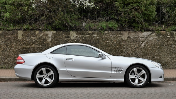 2008 Mercedes-Benz SL 350 For Sale (picture 19 of 96)