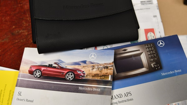 2008 Mercedes-Benz SL 350 For Sale (picture 93 of 96)