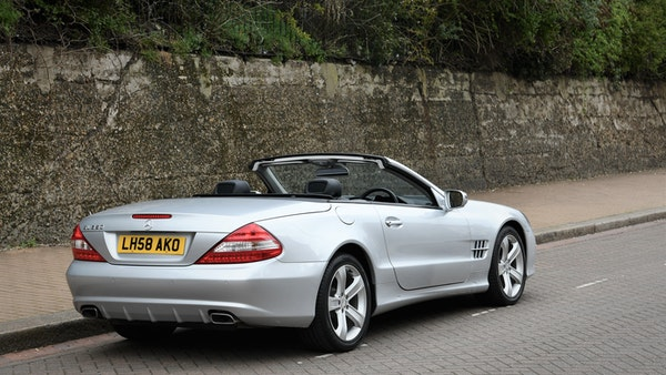 2008 Mercedes-Benz SL 350 For Sale (picture 6 of 96)