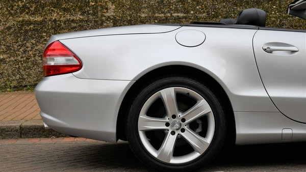 2008 Mercedes-Benz SL 350 For Sale (picture 20 of 96)