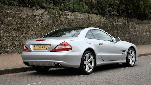 2008 Mercedes-Benz SL 350 For Sale (picture 16 of 96)