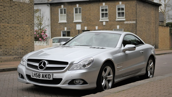 2008 Mercedes-Benz SL 350 For Sale (picture 13 of 96)