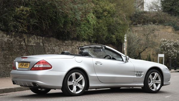 2008 Mercedes-Benz SL 350 For Sale (picture 8 of 96)