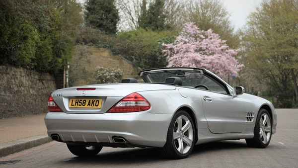 2008 Mercedes-Benz SL 350 For Sale (picture 10 of 96)