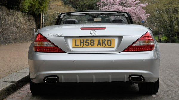 2008 Mercedes-Benz SL 350 For Sale (picture 9 of 96)