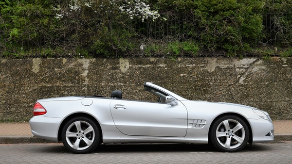 2008 Mercedes-Benz SL 350 For Sale (picture 7 of 96)