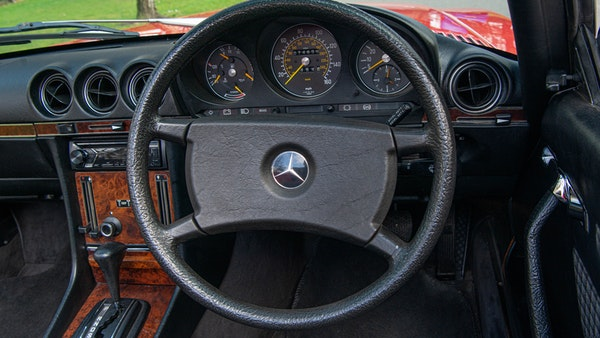 1984 Mercedes SL280 For Sale (picture 21 of 38)
