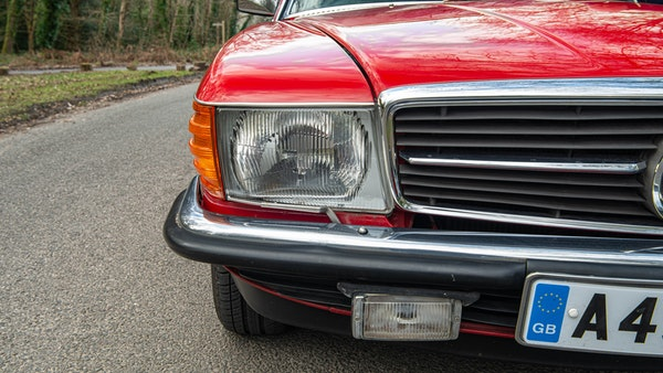 1984 Mercedes SL280 For Sale (picture 26 of 38)