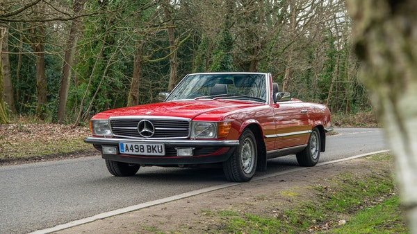 1984 Mercedes SL280 For Sale (picture 6 of 38)