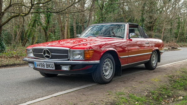 1984 Mercedes SL280 For Sale (picture 12 of 38)
