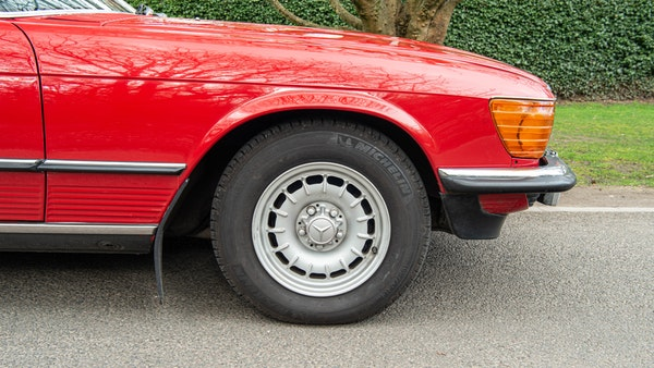 1984 Mercedes SL280 For Sale (picture 14 of 38)