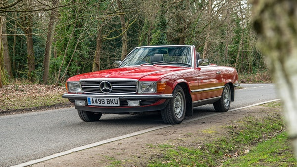 1984 Mercedes SL280 For Sale (picture 1 of 38)