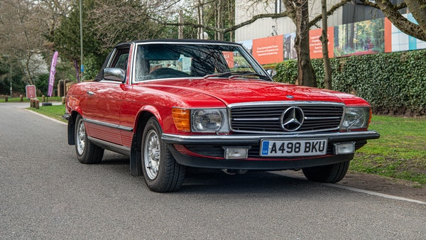 1984 Mercedes SL280 For Sale (picture 13 of 38)