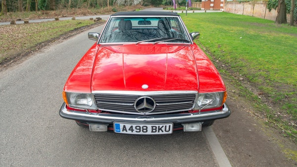 1984 Mercedes SL280 For Sale (picture 4 of 38)