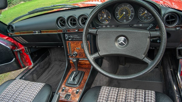 1984 Mercedes SL280 For Sale (picture 20 of 38)