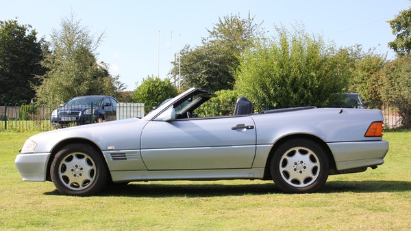 RESERVE LOWERED 1994 Mercedes-Benz SL500 For Sale (picture 23 of 180)