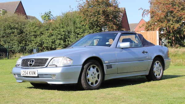 RESERVE LOWERED 1994 Mercedes-Benz SL500 For Sale (picture 10 of 180)