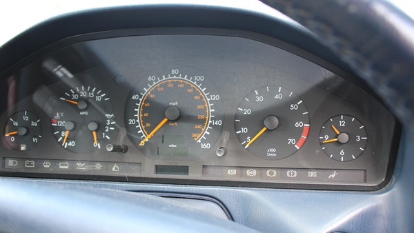 RESERVE LOWERED 1994 Mercedes-Benz SL500 For Sale (picture 42 of 180)