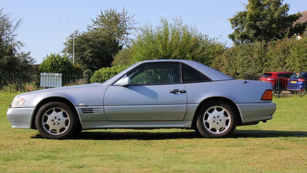 RESERVE LOWERED 1994 Mercedes-Benz SL500 For Sale (picture 8 of 180)