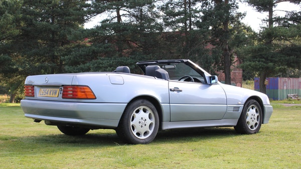 RESERVE LOWERED 1994 Mercedes-Benz SL500 For Sale (picture 22 of 180)