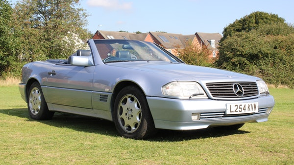 RESERVE LOWERED 1994 Mercedes-Benz SL500 For Sale (picture 20 of 180)