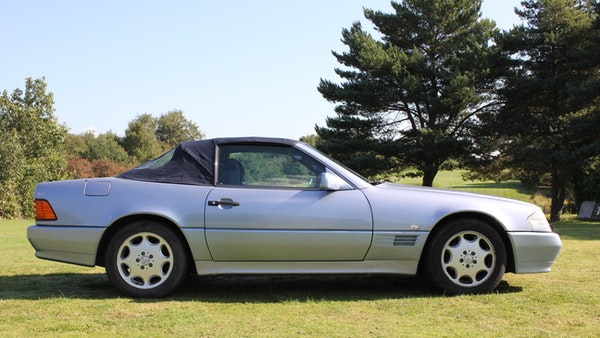 RESERVE LOWERED 1994 Mercedes-Benz SL500 For Sale (picture 14 of 180)