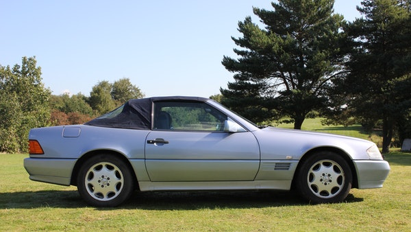 RESERVE LOWERED 1994 Mercedes-Benz SL500 For Sale (picture 15 of 180)