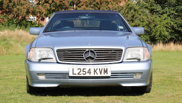 RESERVE LOWERED 1994 Mercedes-Benz SL500 For Sale (picture 12 of 180)