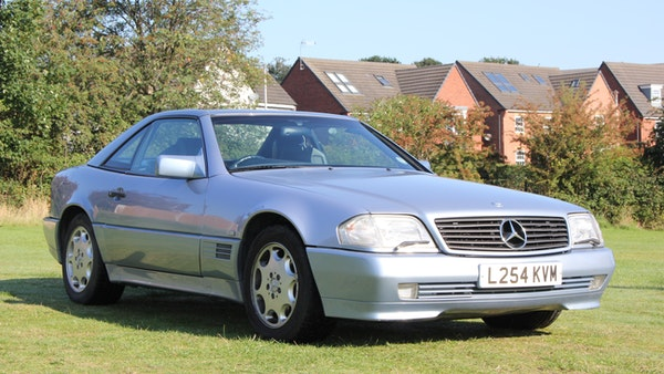 RESERVE LOWERED 1994 Mercedes-Benz SL500 For Sale (picture 4 of 180)