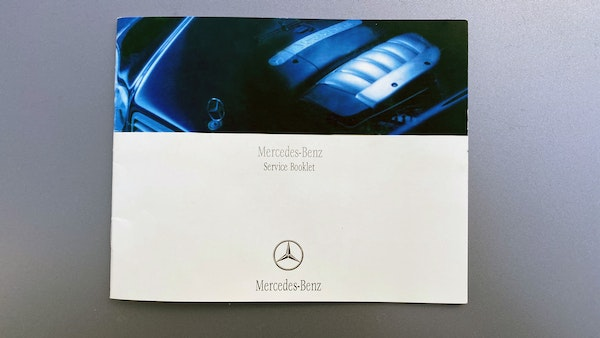 RESERVE LOWERED 1994 Mercedes-Benz SL500 For Sale (picture 141 of 180)