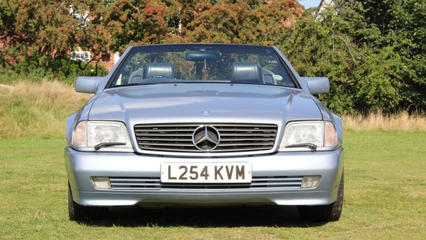 RESERVE LOWERED 1994 Mercedes-Benz SL500 For Sale (picture 19 of 180)