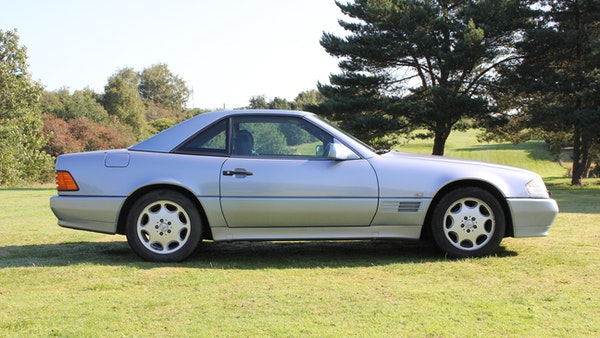 RESERVE LOWERED 1994 Mercedes-Benz SL500 For Sale (picture 5 of 180)
